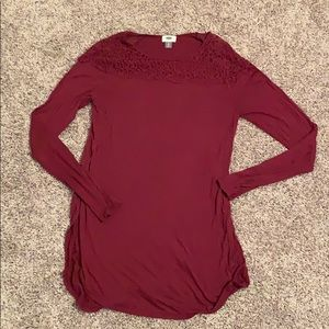 Old Navy Long Sleeve Tunic L